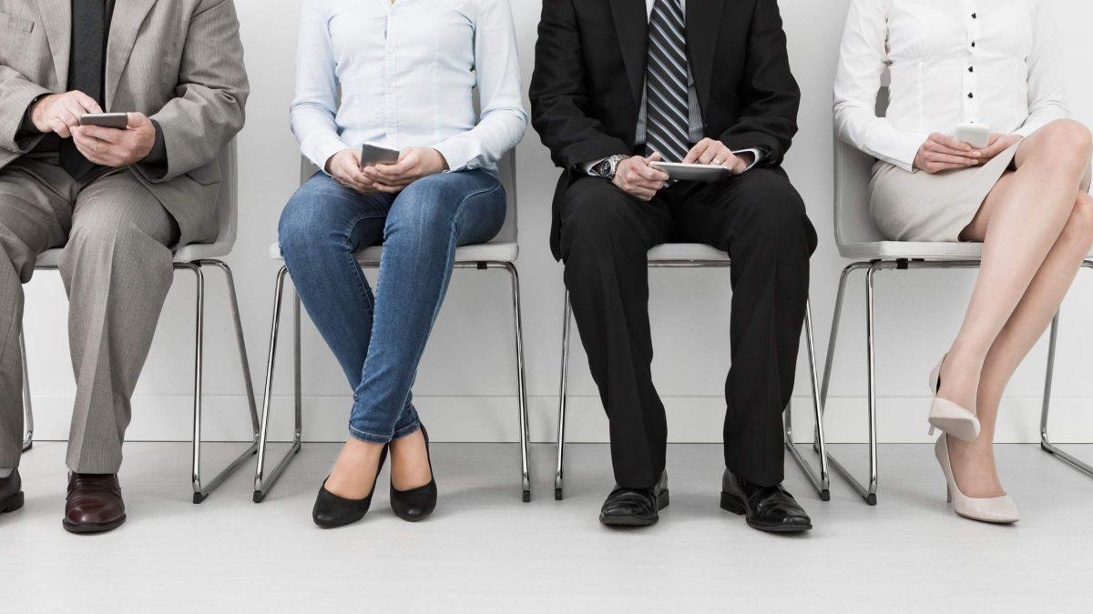 Website recruiting hiring